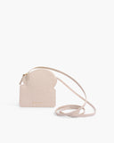 Toastie Pouch Leather Emboss Ivory