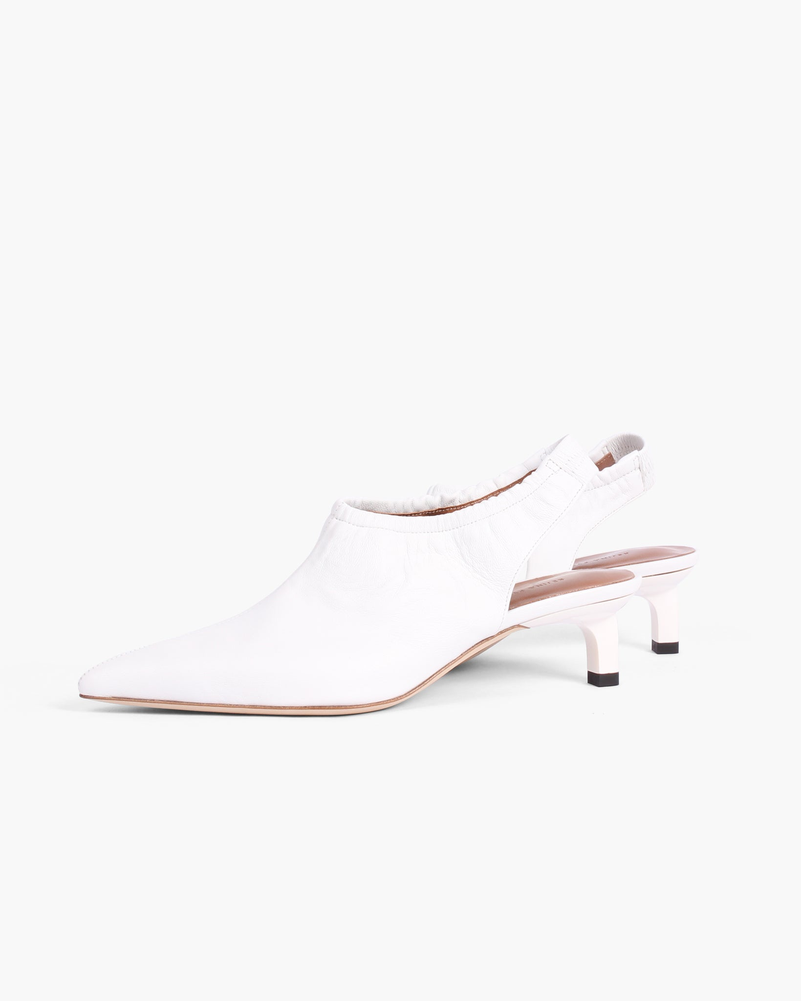 a8a882f5b63 Alissa Heels Leather White – RejinaPYO