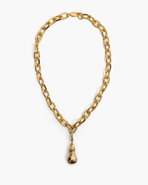 Laila Necklace Gold Plated