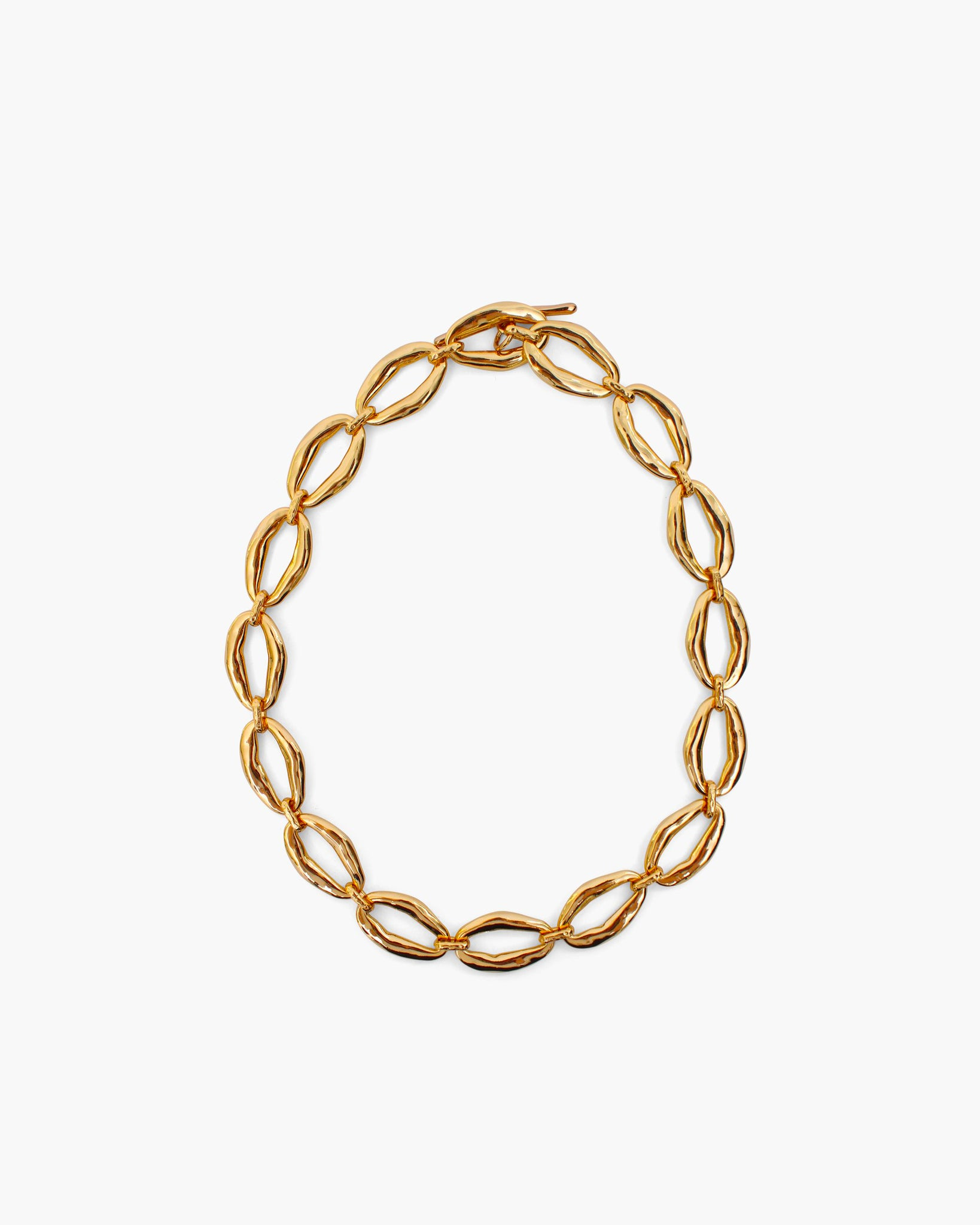Paola Necklace Gold Plated 18k