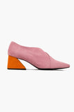 YUUL YIE Pink Upper with Orange Heel