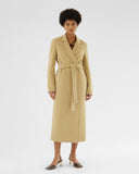 Ava Coat Wool Beige