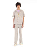 Andi Trousers Japanese Cotton Stripe