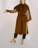 Meryl Coat Wool Chesnut