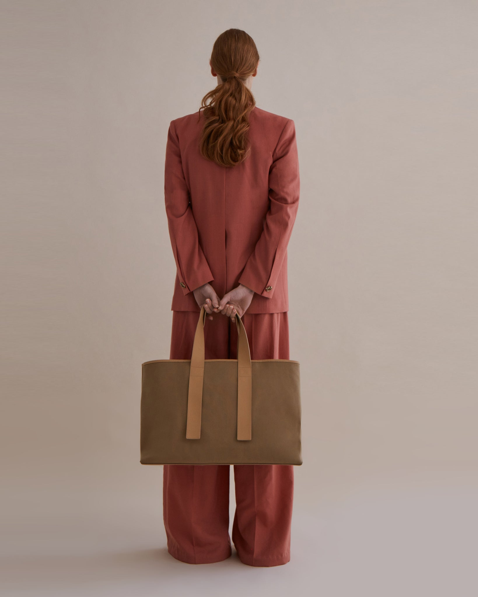 Leila Jacket Japanese Wool Dusty Coral - ADDITIONAL 10% OFF SALE PRICE
