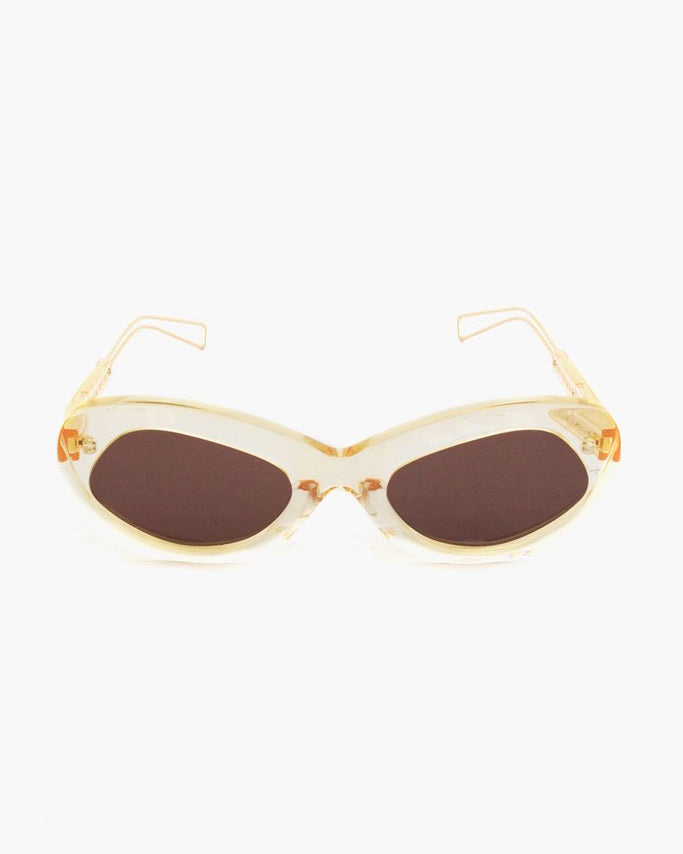 Kith Sunglasses Yellow