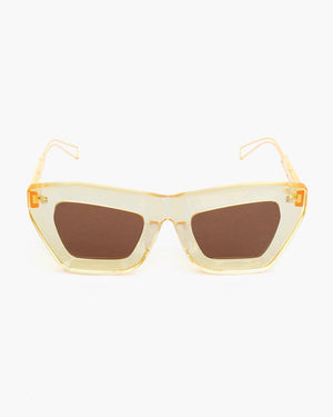 Marta Sunglasses Yellow