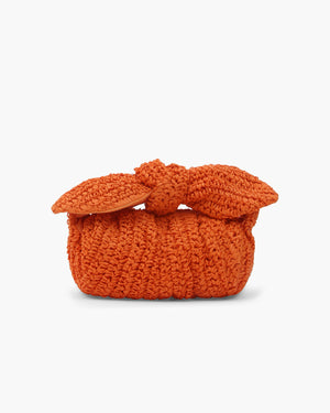 Nane Bag Raffia Orange