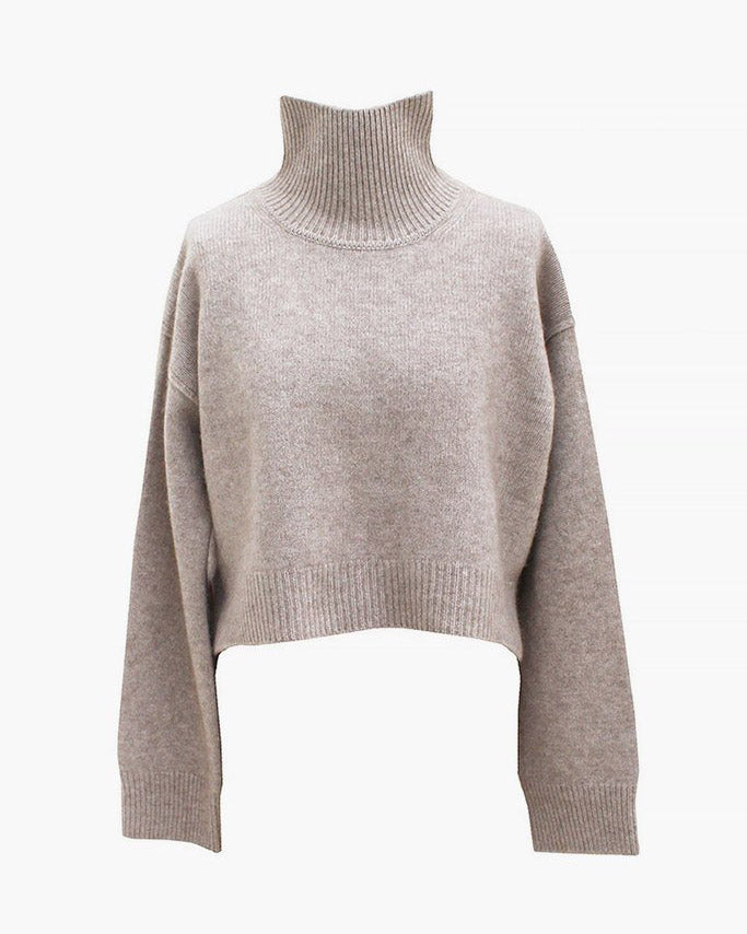 Lyn Oversized Sweater Cashmere Oat