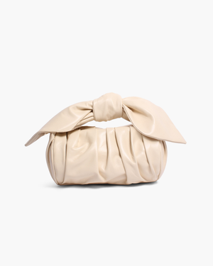 Nane Bag Leather Off-white