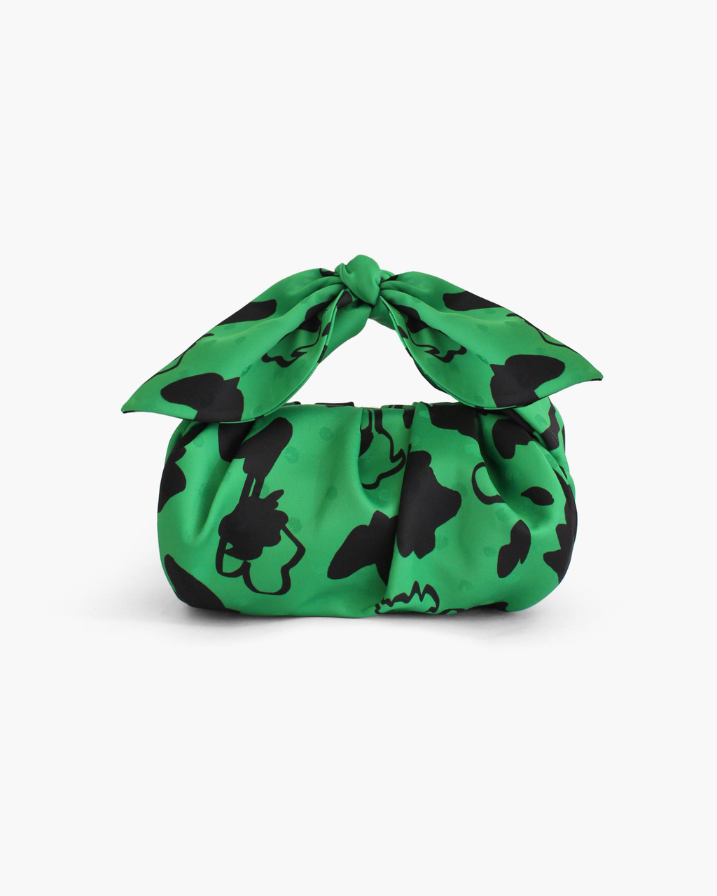 Nane Bag Satin Print Green