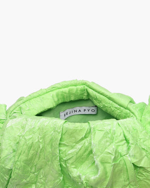 Nane Bag Nylon Crinkle Lime