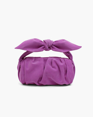 Nane Bag Leather Purple