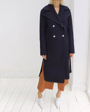 Simone Coat Wool Navy