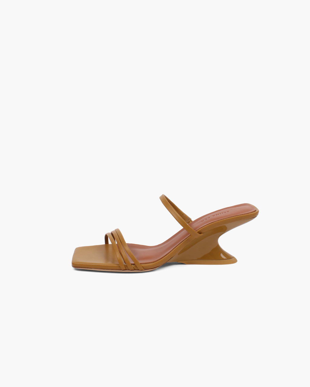 Romy Sandals Leather Olive