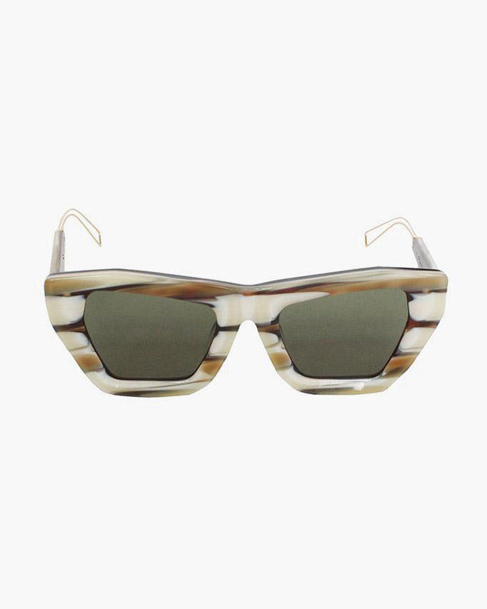 Marta Sunglasses Stripe