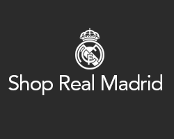 Real Madrid Banner hover