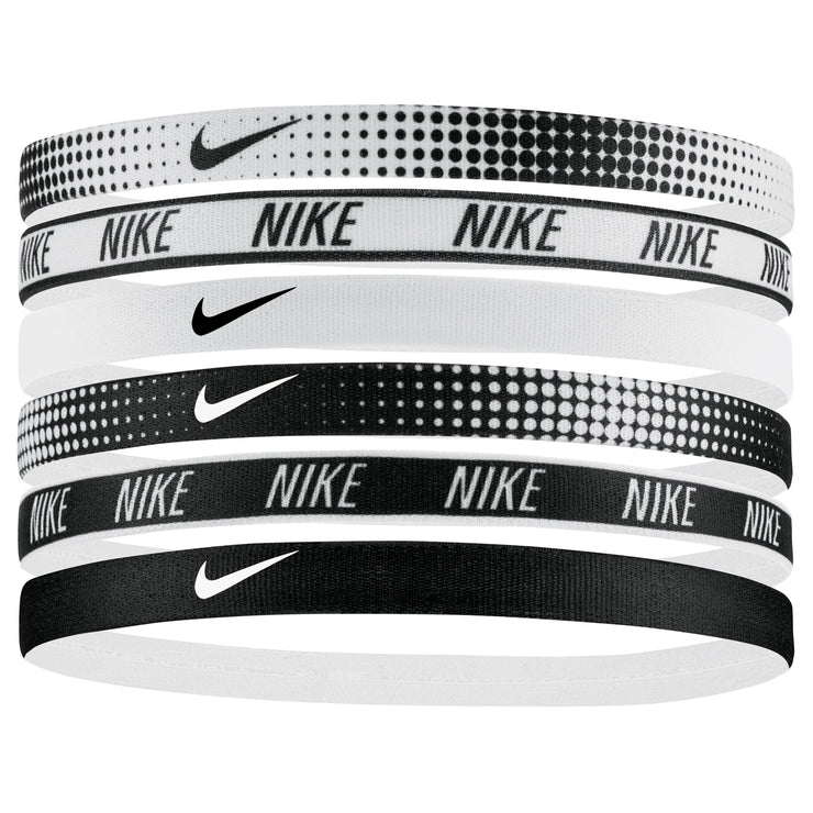 Nike Printed Headbands Assorted 6PK