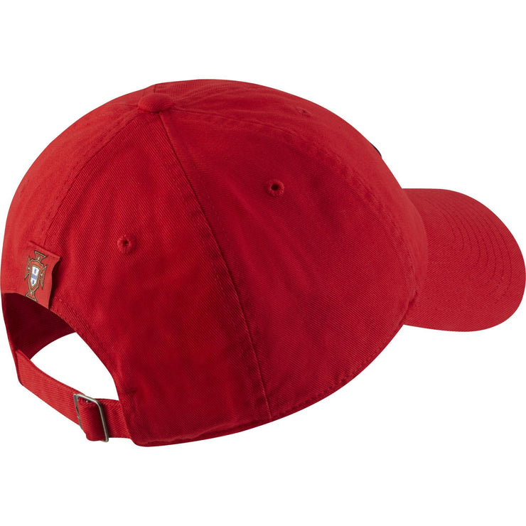 Portugal FPF Nike Heritage86 Adjustable Hat