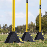 Pro Training Agility Poles (set of 8)