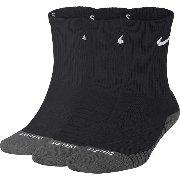 Kids' Nike Dry Cushion Crew Sock (3 Pairs)