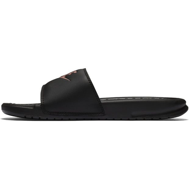 "Women's Nike Benassi ""Just Do It."" Sandal"
