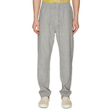 FORMAL DRAWSTRING TROUSERS ICE GREY