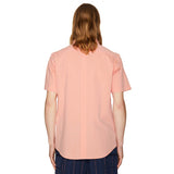 WASHED SHIRT CORAL