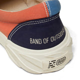 AGE X BAND OF OUTSIDERS SLIP-ON CANVAS NAVY