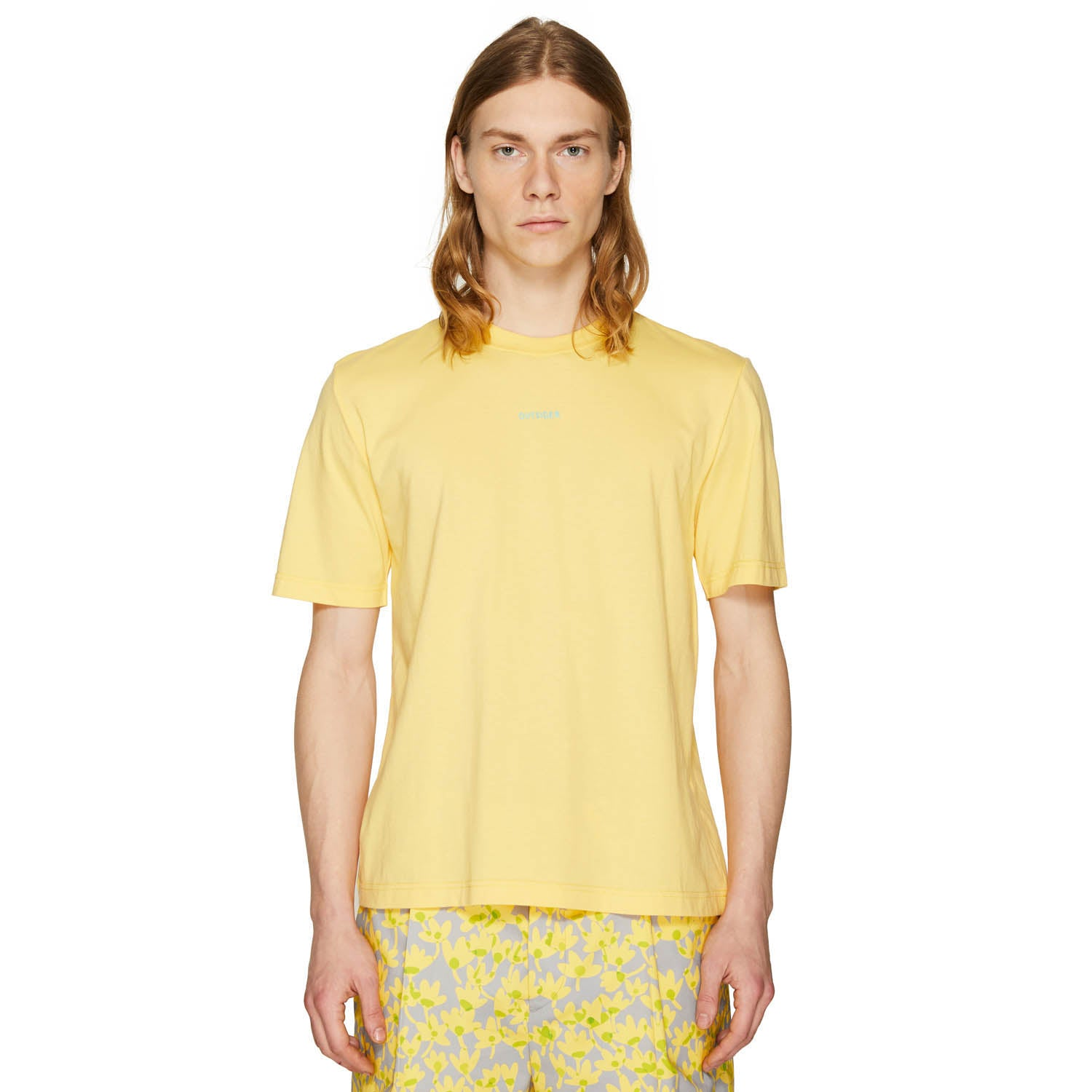 OUTSIDER T-SHIRT LEMON YELLOW