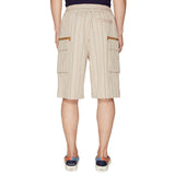PATCH POCKET SHORTS SAND