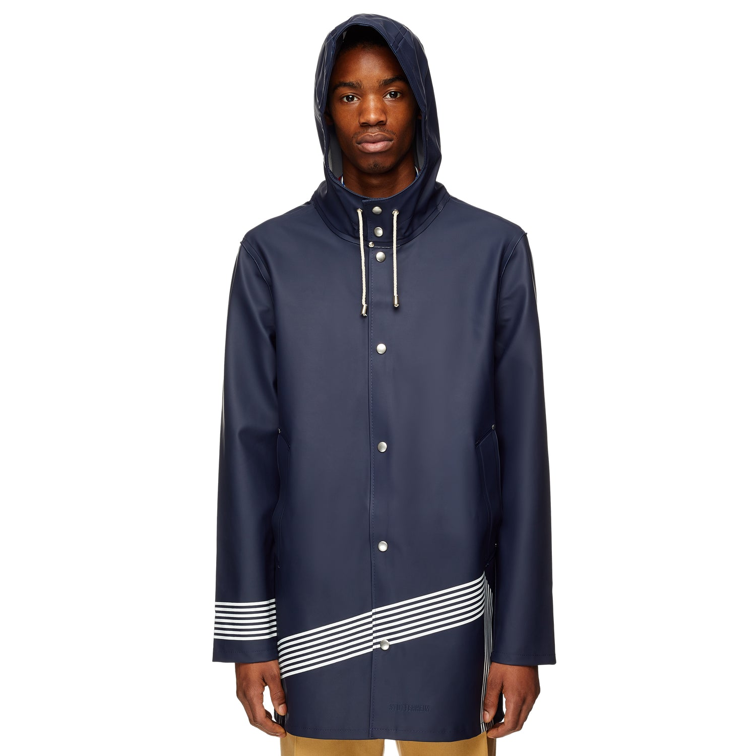 Navy Stutterheim x Band Of Outsiders
