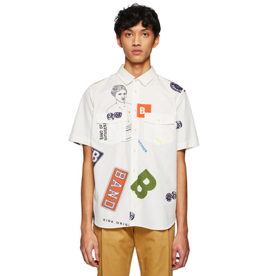 ALL OVER PRINT UTILITY SHIRT