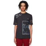 Man On The Moon Print T-shirt