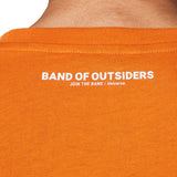 Outsider Long Sleeve T-shirt Spicy Orange