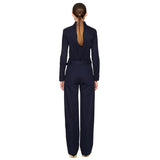 Outsider Workwear Jumpsuit Navy