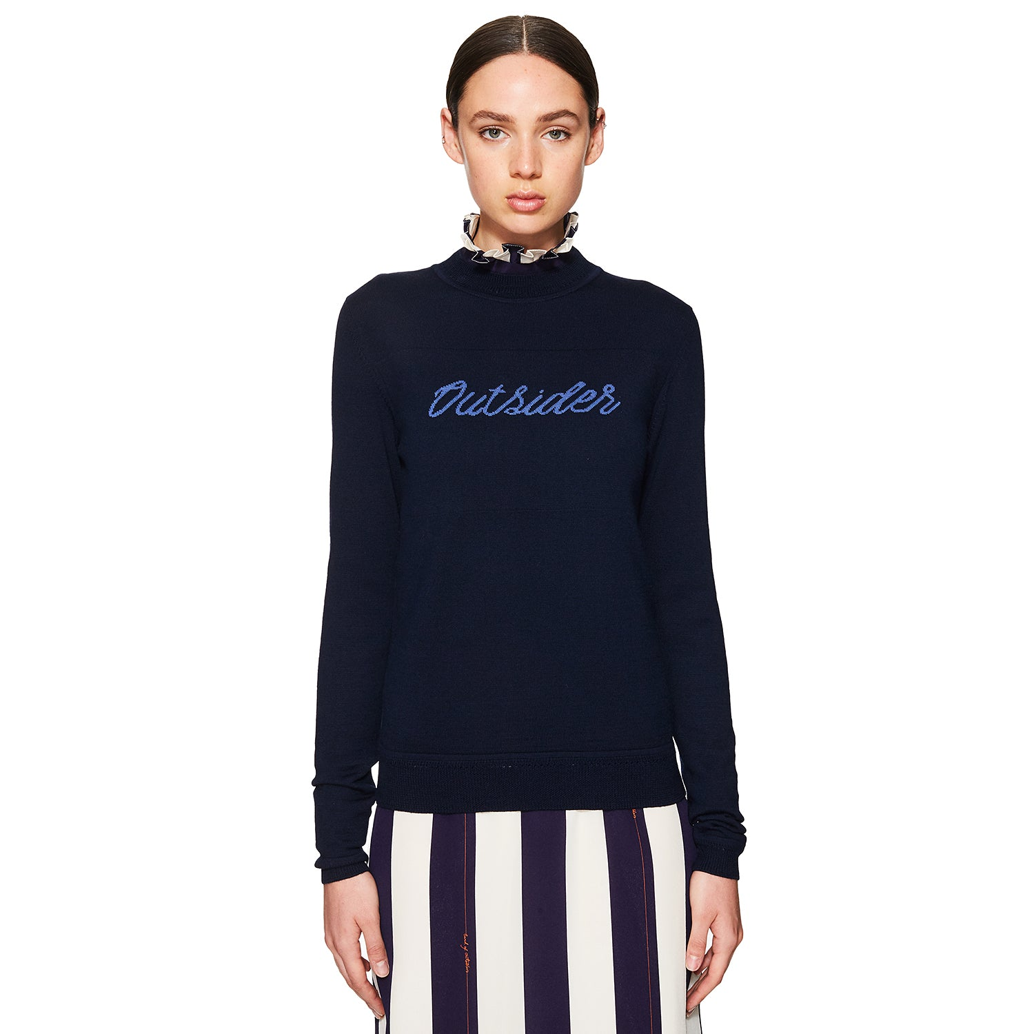 Outsider Jumper Navy