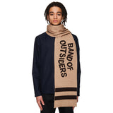 Band Scarf Camel