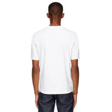 OUTSIDER WHITE T-SHIRT