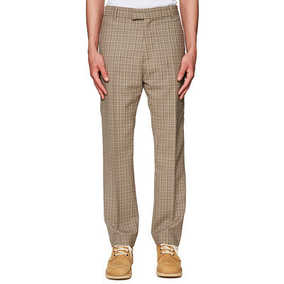 Slim Fit Tailoring Trousers Beige