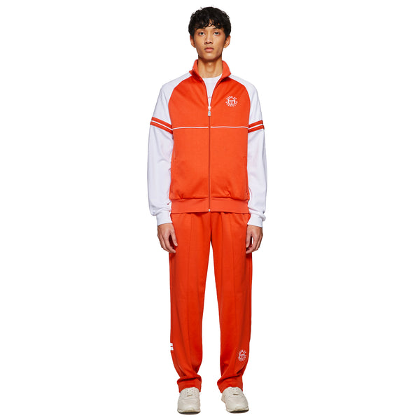 discount shop the best attitude hot sale online SERGIO TACCHINI X BAND OF OUTSIDERS TRACKSUIT RED – Band Of Outsiders
