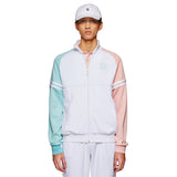 SERGIO TACCHINI X BAND OF OUTSIDERS TRACKSUIT WHITE