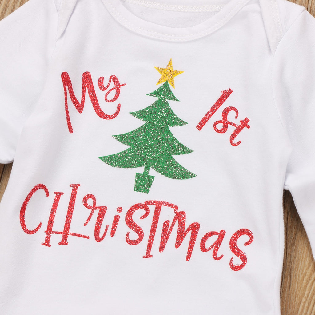 9db0c50d5 Baby Unisex 3pcs Christmas Clothing Set 0-12months | Teeny Weeny Babies