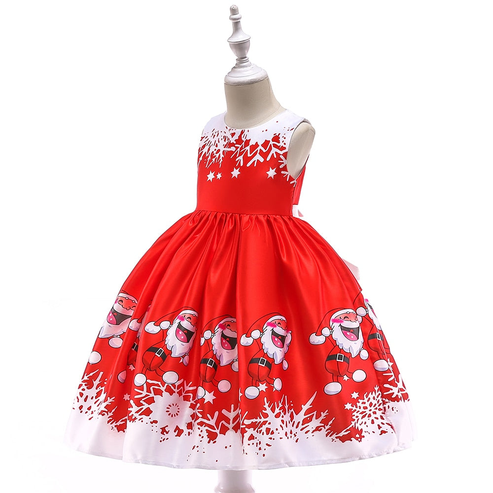 7f1c37a8ff34 Beautiful Toddler Girl Christmas Dresses 3t-10y | Teeny Weeny Babies
