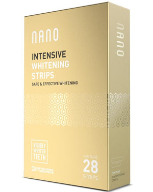 Nano Intensive Whitening Strips
