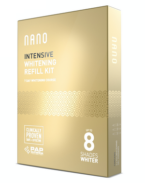 Nano Intensive Whitening Refill Kit