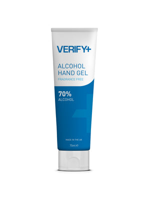 Alcohol Hand Gel 75ml