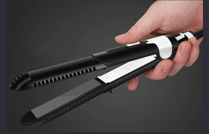 Hot Sale-SILKY SALON SMOOTH HAIR Professional Hair Straightener