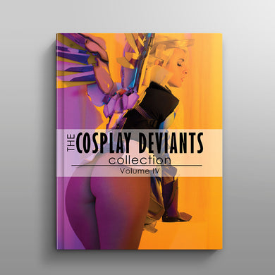 Cosplay Deviants Collection: Volume IV