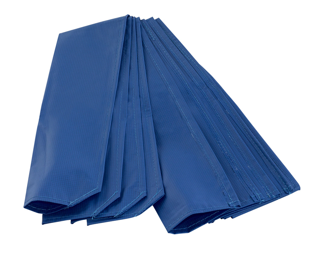 Upper Bounce  Trampoline Pole Sleeve Protectors - Set of 4 - Blue